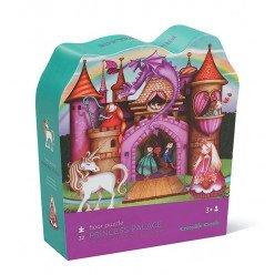Puzzle 30 pièces - Château de Princesse