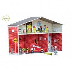 Caserne de pompiers - Dylan