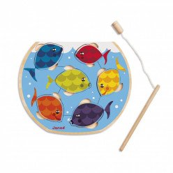 Puzzle Speedy Fish