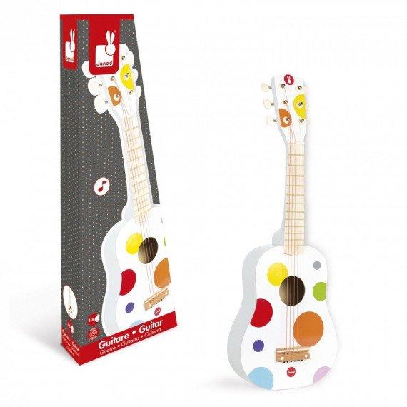Guitare Confetti - Janod - boite