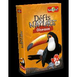 Jeu de cartes - Défis Nature Oiseaux