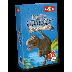 Jeu de cartes - Défis Nature Dinosaures 1