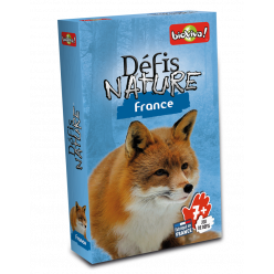 Jeu de cartes - Défis Nature France
