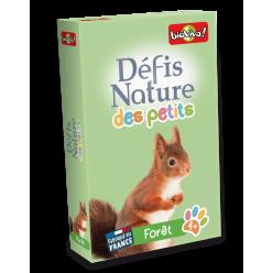 Jeu de cartes - Défis Nature des Petits Forêt