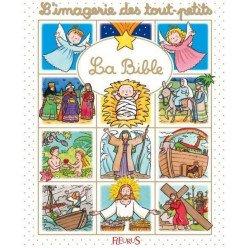 L'imagerie des tout petits - La Bible