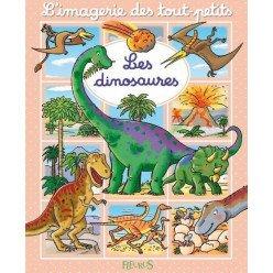 L'imagerie des tout petits - Les dinosaures