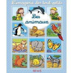 L'imagerie des tout petits - Les animaux
