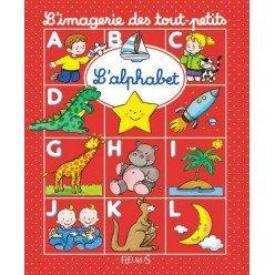 L'imagerie des tout petits - L'alphabet