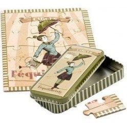 Puzzle L'équilibriste - 18 pièces