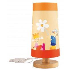 Lampe de chevet pour enfant Princesse - Sévi