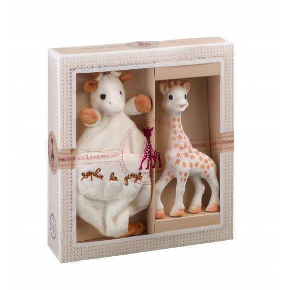 Création Tendresse Sophie la girafe® - boite